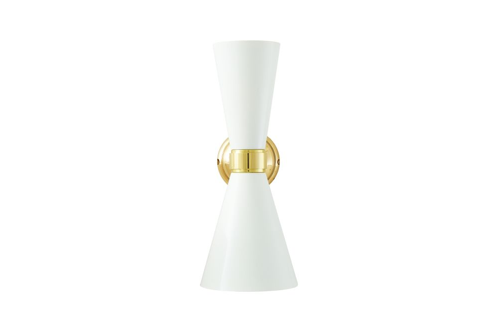 Cairo Contemporary Wall Light by Mullan Lighting
