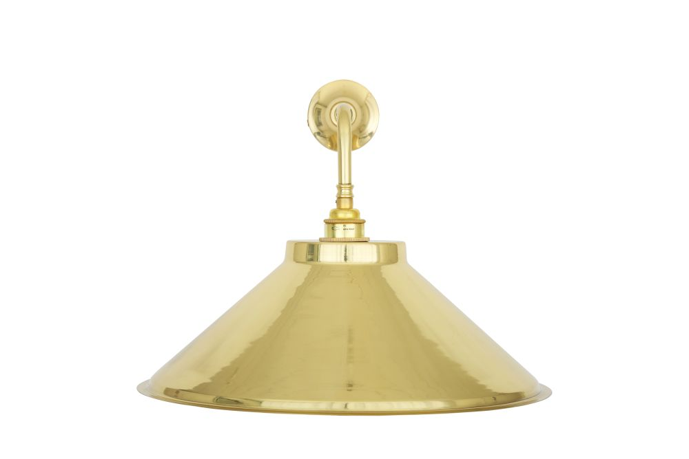 Rio Vintage Wall Light by Mullan Lighting