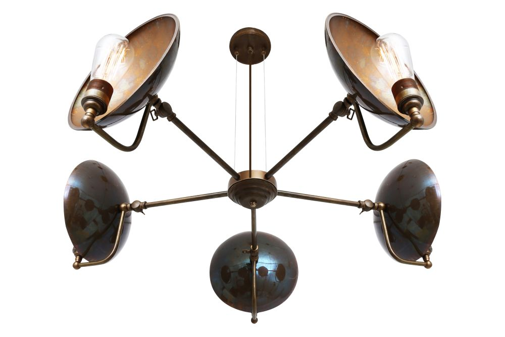 Cullen B Chandelier by Mullan Lighting