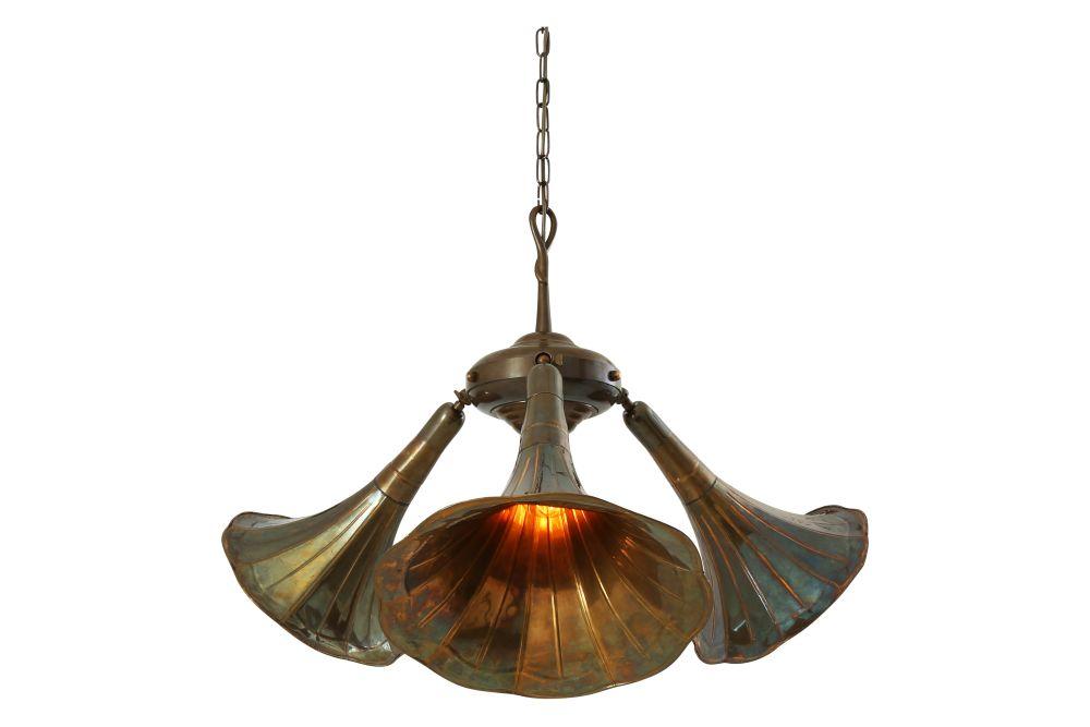 Gramophone Chandelier by Mullan Lighting