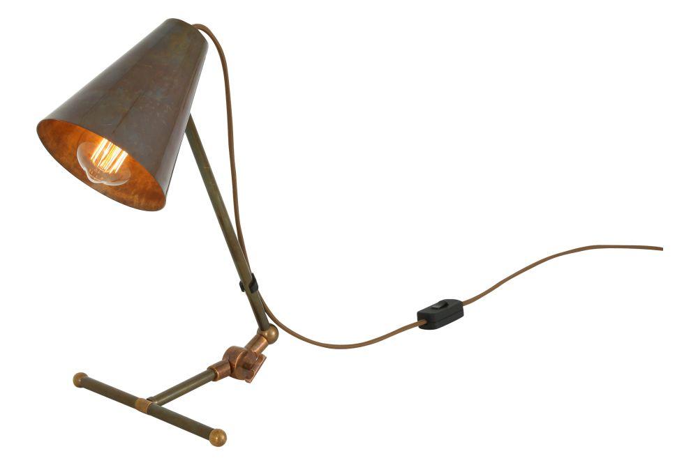 Comoro Table Lamp by Mullan Lighting