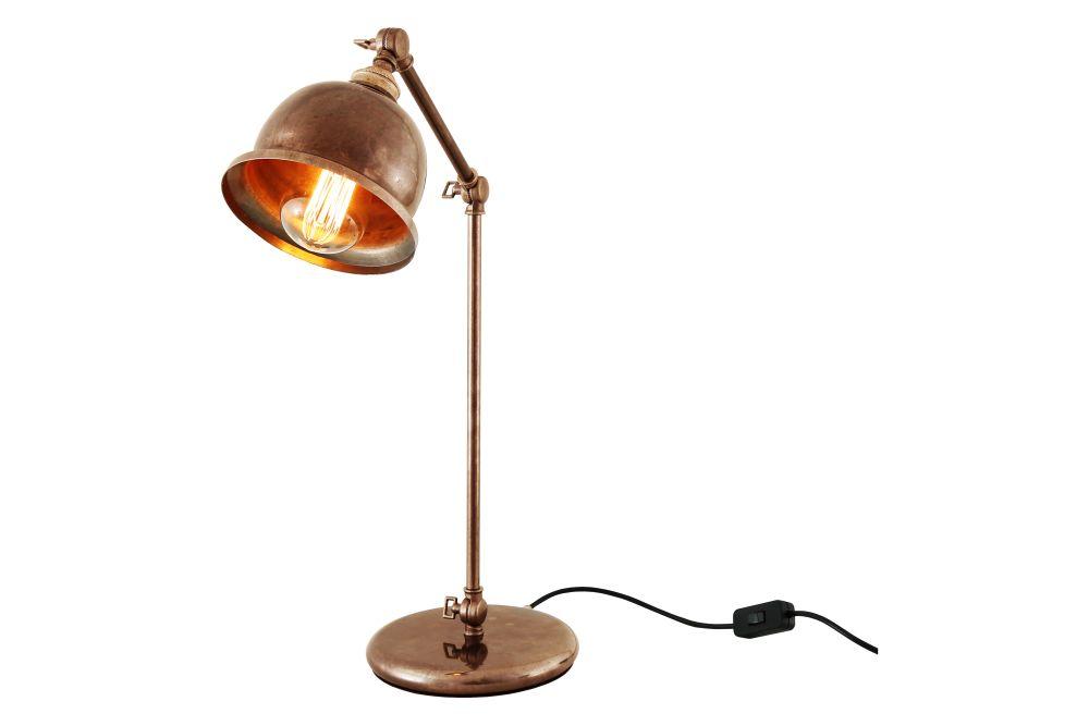 Dale Table Lamp by Mullan Lighting