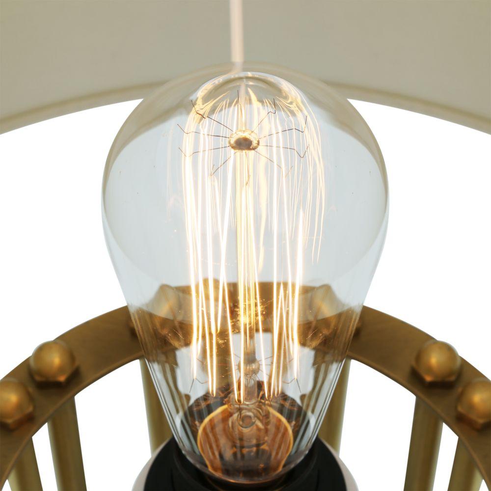 Banjul Floor Lamp by Mullan Lighting