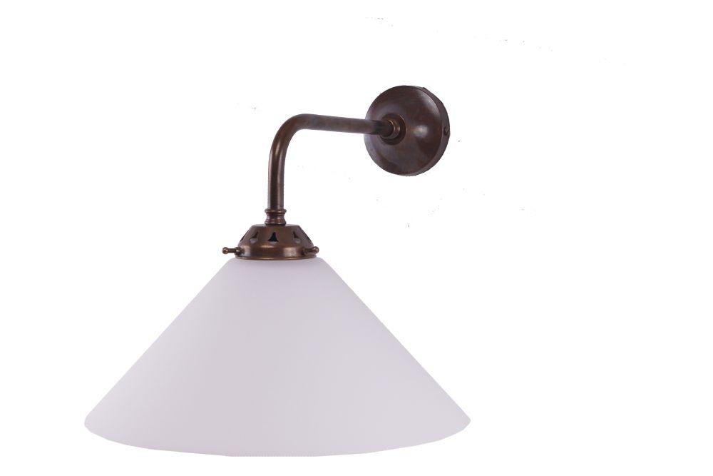 Ebb Coolie Wall Light by Mullan Lighting