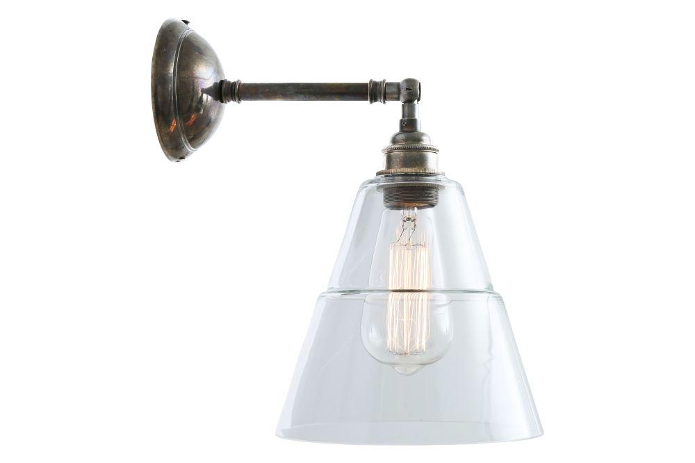 Straff Industrial Wall Light by Mullan Lighting