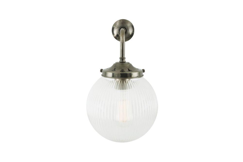 Stanley Holophane Wall Light by Mullan Lighting
