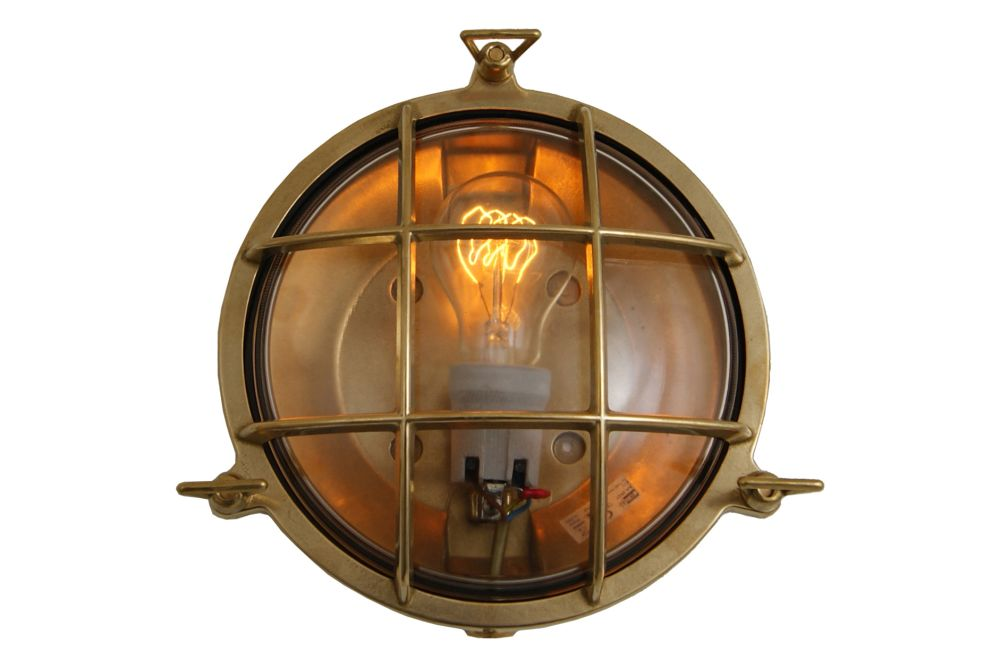 Adoo Marine Nautical Wall Light by Mullan Lighting