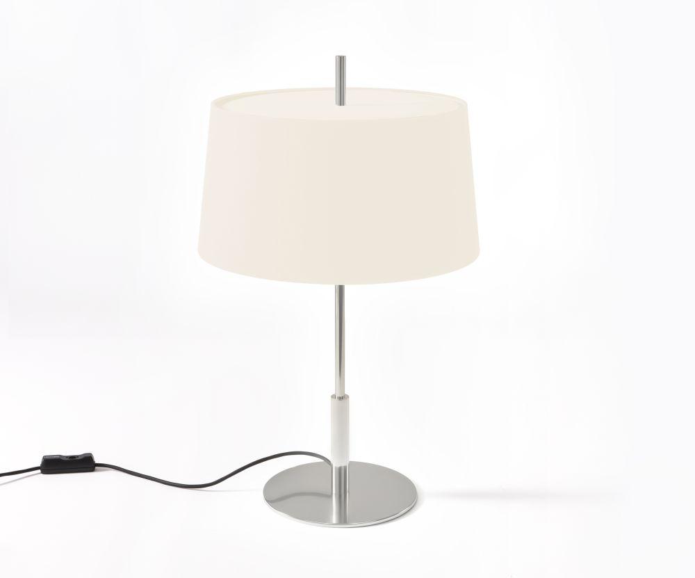 Diana Menor Table Lamp by Santa & Cole
