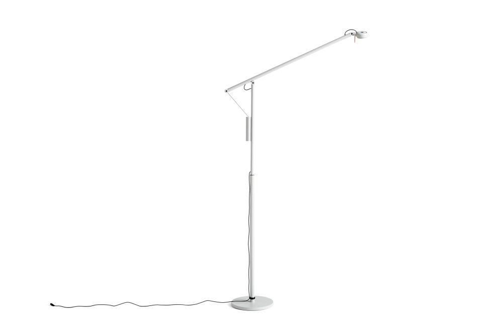 Fifty - FIfty Floor Lamp by Hay