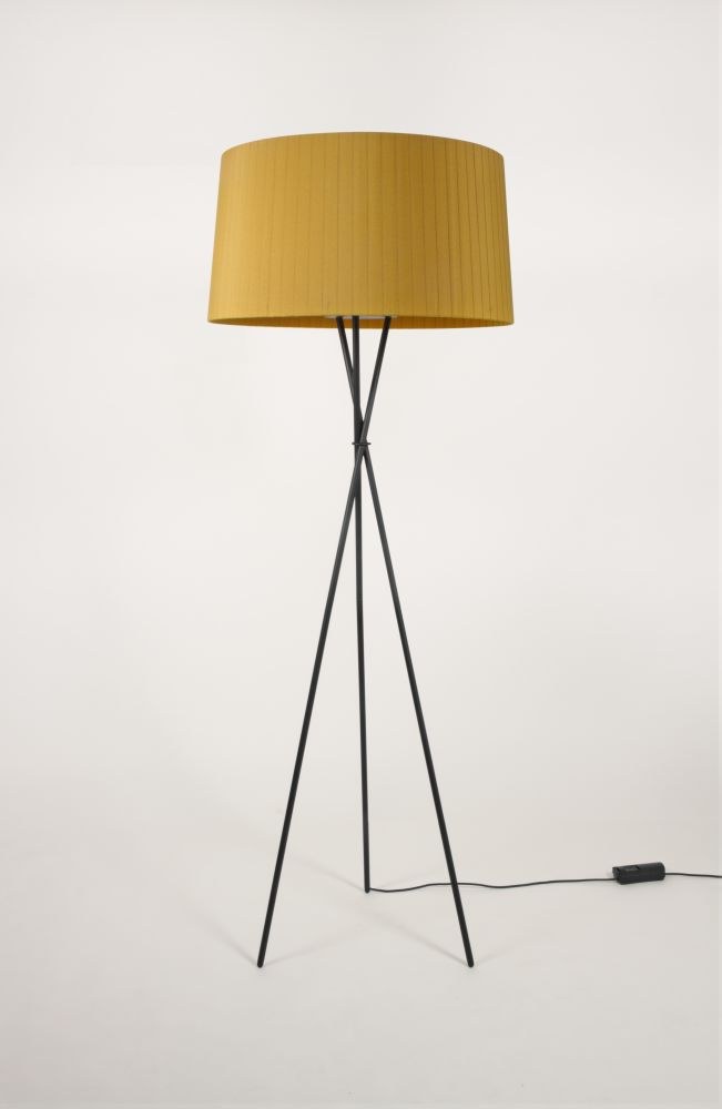 Trípode G6 Floor Lamp by Santa & Cole