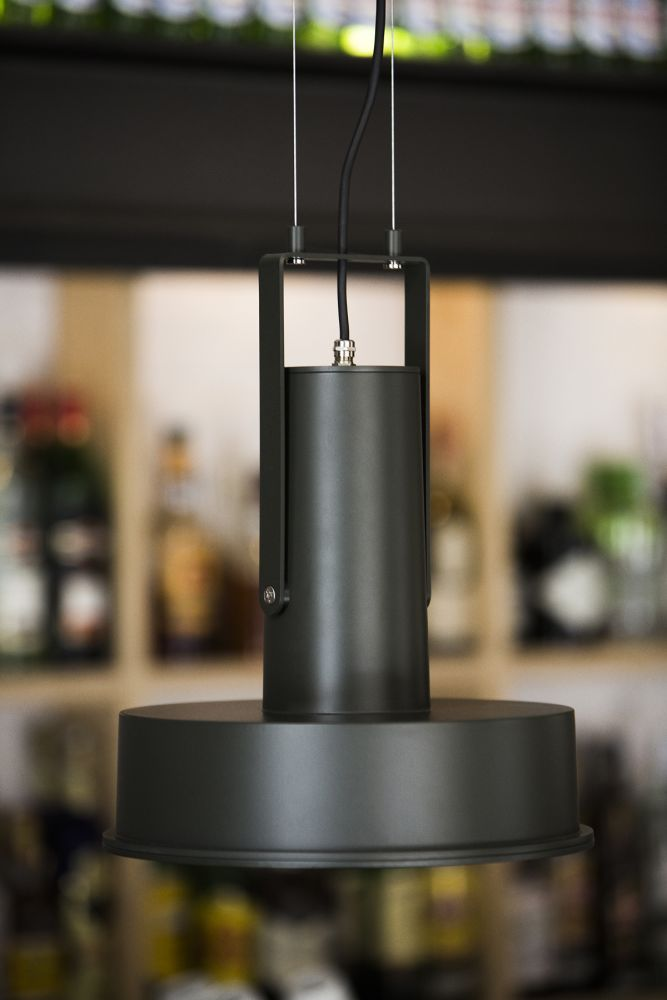Arne Domus Pendant Light by Santa & Cole