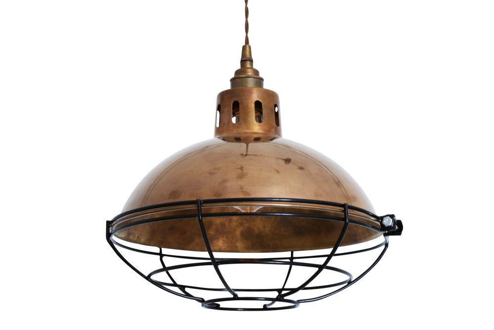 Chester Pendant Light by Mullan Lighting