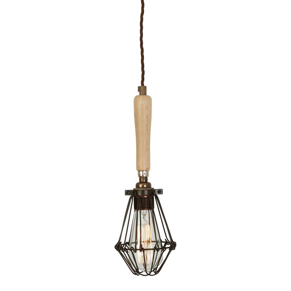 Tyrrel Pendant Light by Mullan Lighting