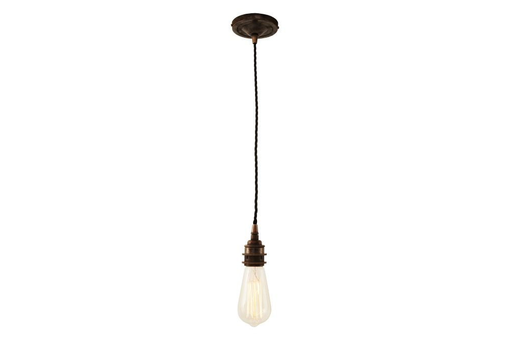 Lome Pendant Light by Mullan Lighting