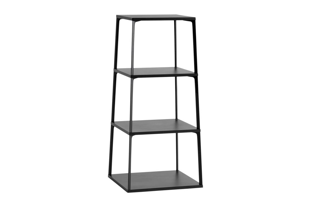 Eiffel Square 4 Layer Shelf by Hay