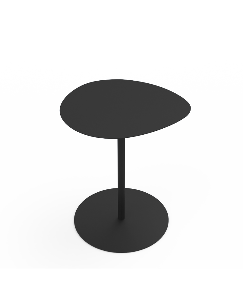 Galet Bistrot Table by Matière Grise