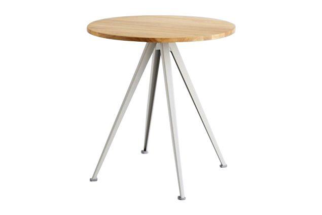 Pyramid Round Café Table 21 by Hay