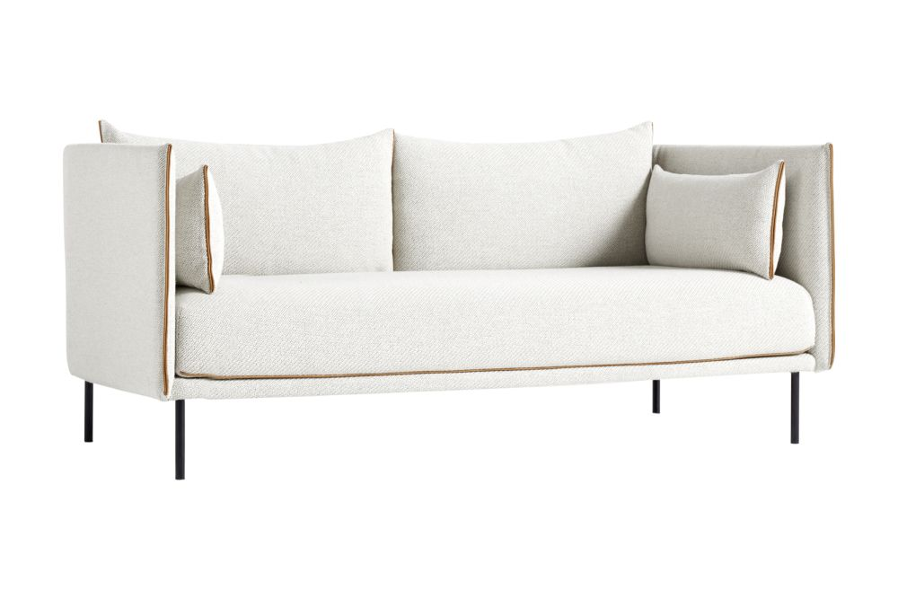 Silhouette 2 Seater Sofa by Hay