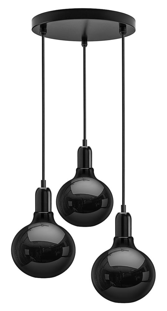 King Edison Trio Pendant Lamps by Mineheart