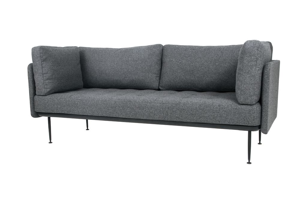 Utility Sofa 3 Sides by Stellar Works