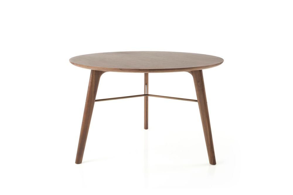 Utility Round Dining Table C1200 by Stellar Works