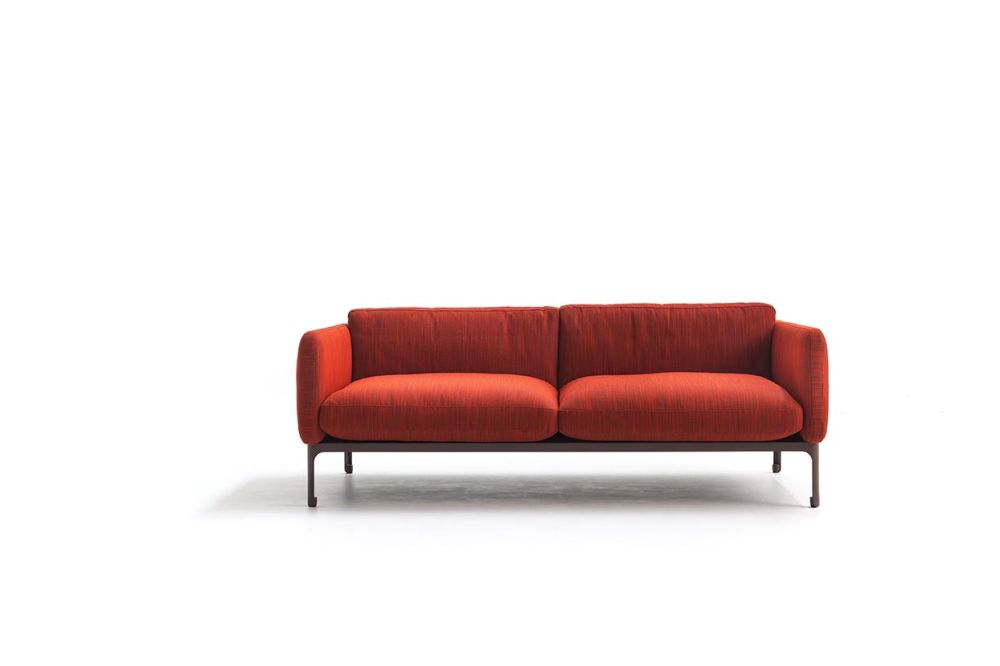 Casa Modernista 1 - 2 Seater Sofa Major 200 by Moroso