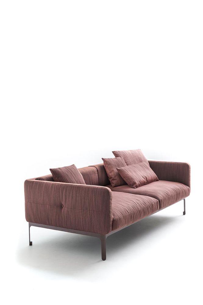 Casa Modernista 2 - 2 Seater Sofa Major 200 by Moroso