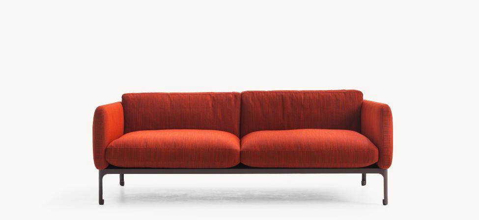 Casa Modernista 1 - 3 Seater Sofa by Moroso