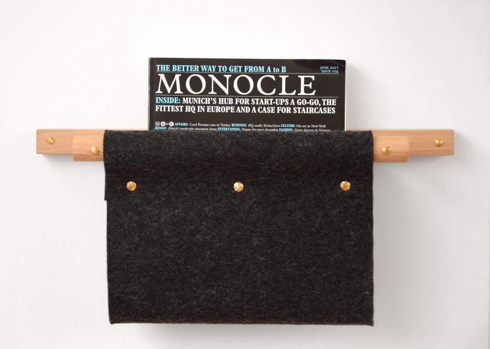 Magazine Rack by Utology