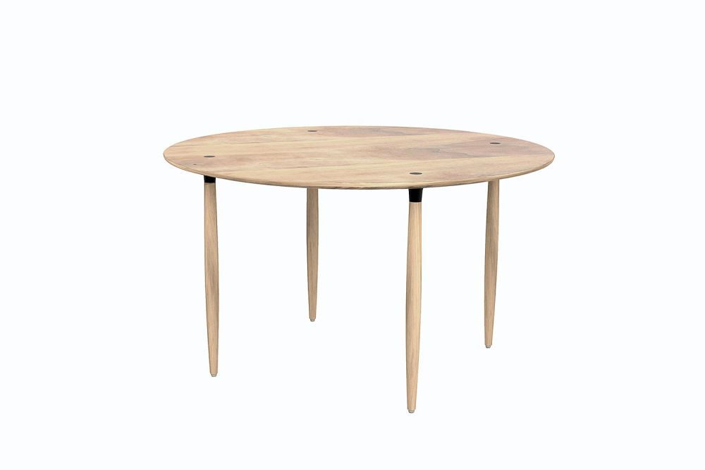Slow Dining Table by Stellar Works