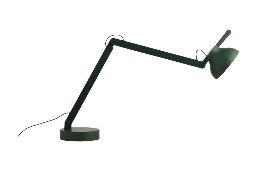 Pc Double Arm Table Lamp by Hay