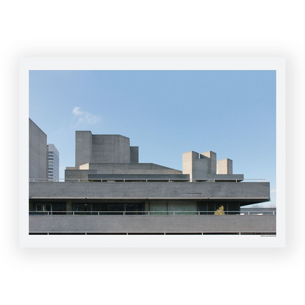National Theatre by UNTITLED STORY