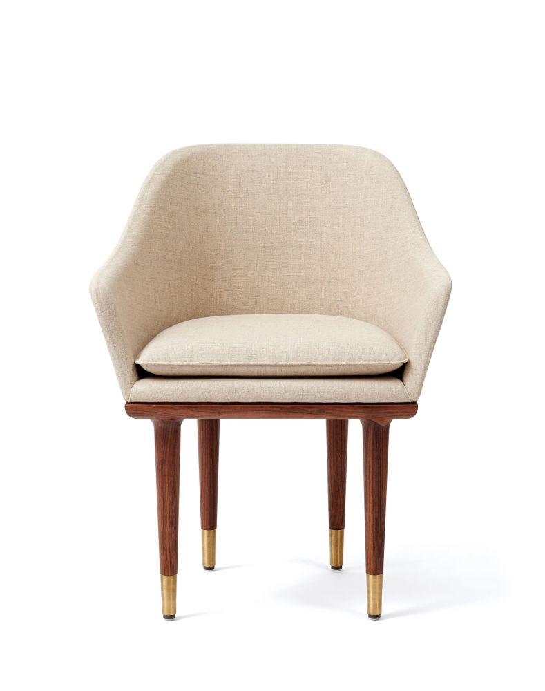 Lunar Dining Chair by Stellar Works