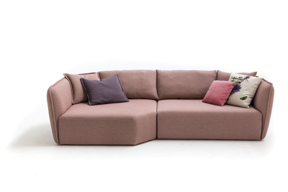 Chamfer A20 Composition Sofa by Moroso