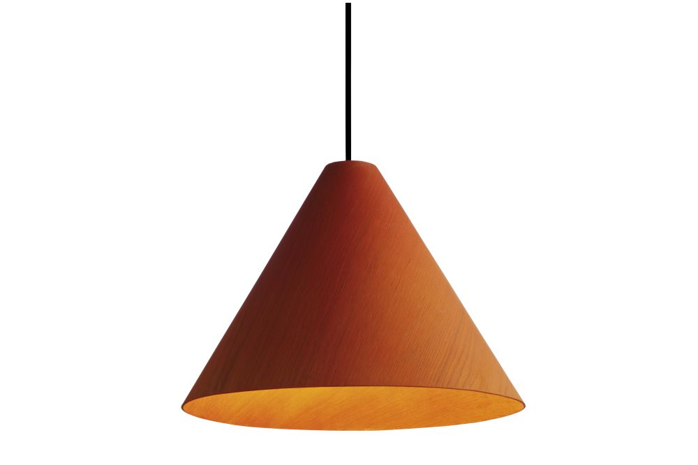30 Degrees Pendant Light with Cord Set by Hay