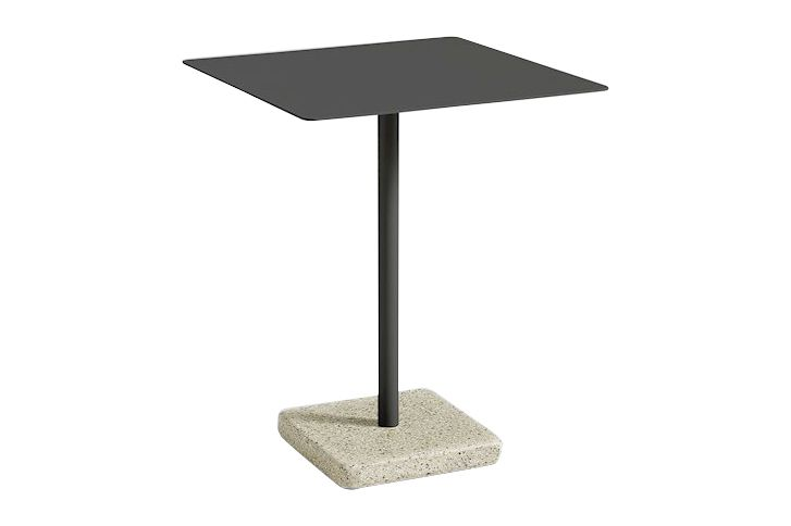 Terrazzo Square Outdoor Table by Hay
