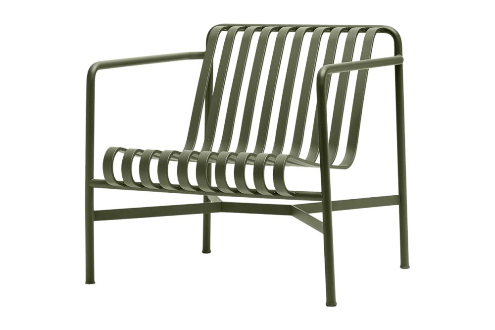 Palissade Lounge Chair - Outdoor by Hay