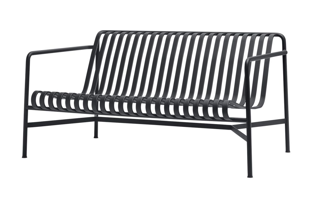 Palissade Lounge Sofa - Outdoor by Hay