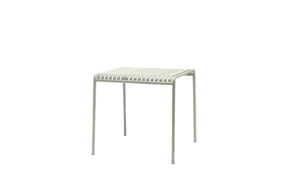 Palissade Square Dininig Table by Hay