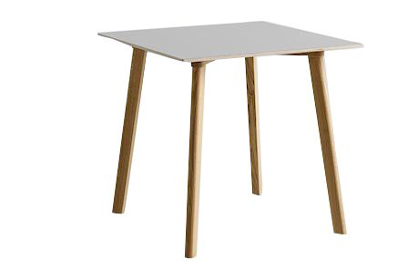 Copenhague Deux (CPH210) Square Dining Table by Hay