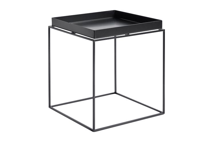 Tray Square Side Table by Hay