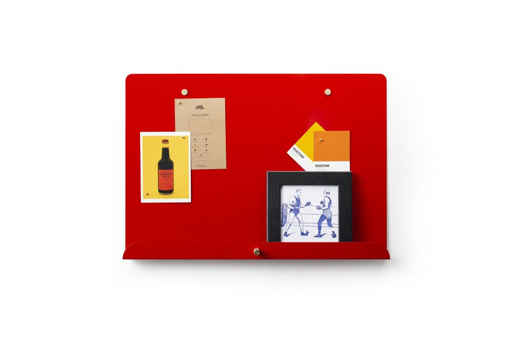 Myosotis Magnetic Notice Board by Psalt Design