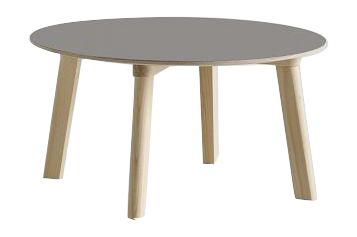 Copenhague Deux (CPH 250) Round Coffee Table by Hay