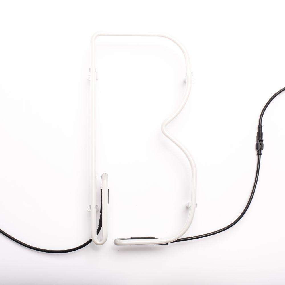 Alphafont Alphabet Lamp (Set of 2) by Seletti