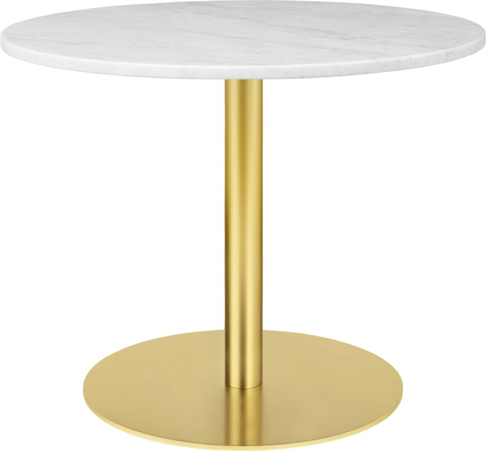 Gubi 1 0 Round Lounge Table By Gubi