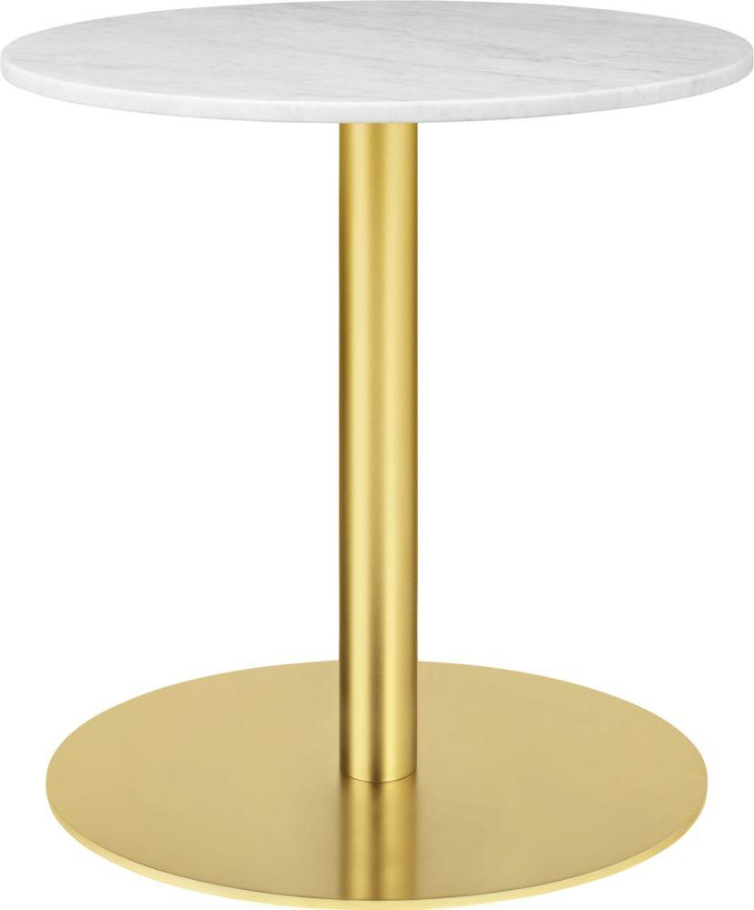 Gubi 1.0 Round Lounge Table by Gubi