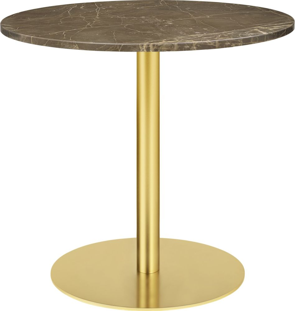 Round Dining Tables For 10: Gubi 1.0 Round Dining Table By Gubi