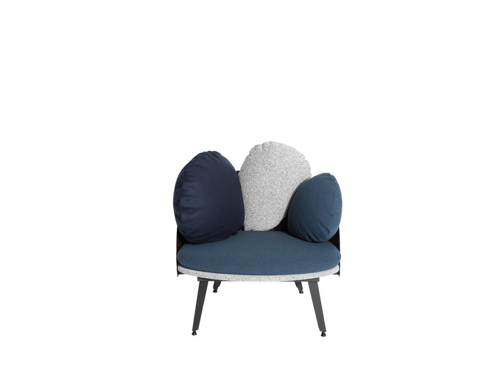 Nubilo Armchair by Petite Friture