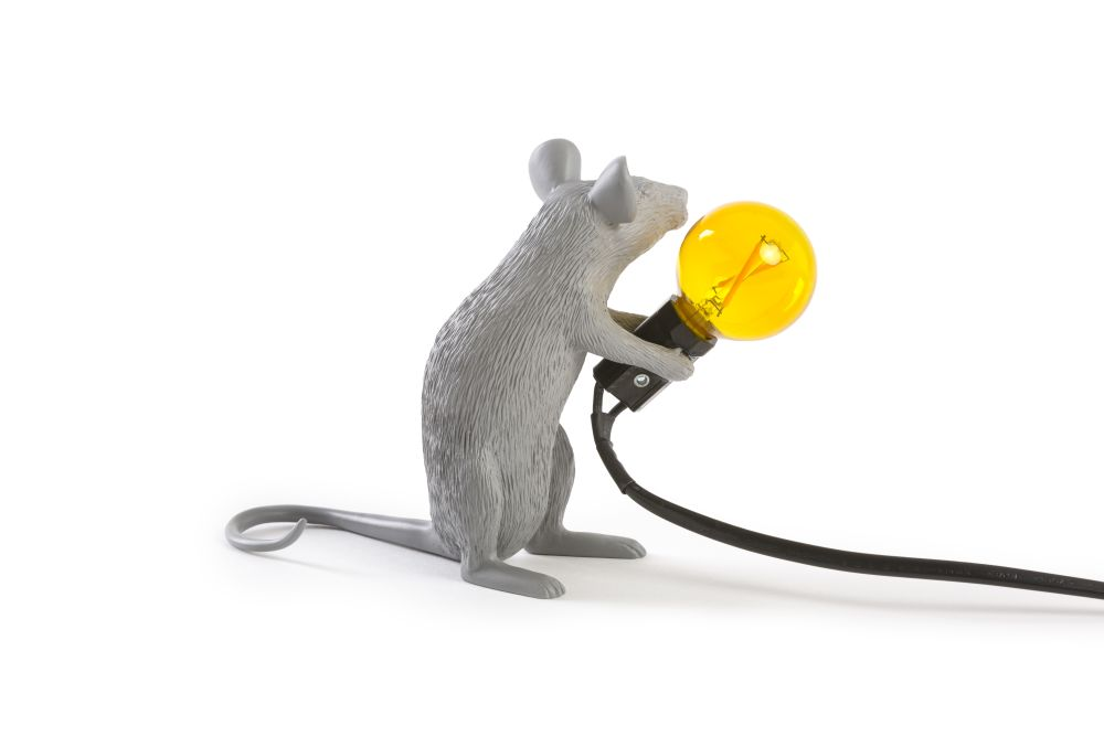 Mouse Table Lamp - Set of 2 by Seletti