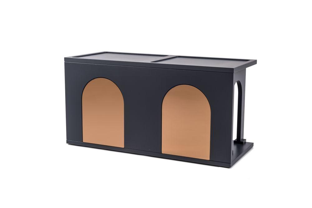 Renaissance Double Bookcase Module by Seletti